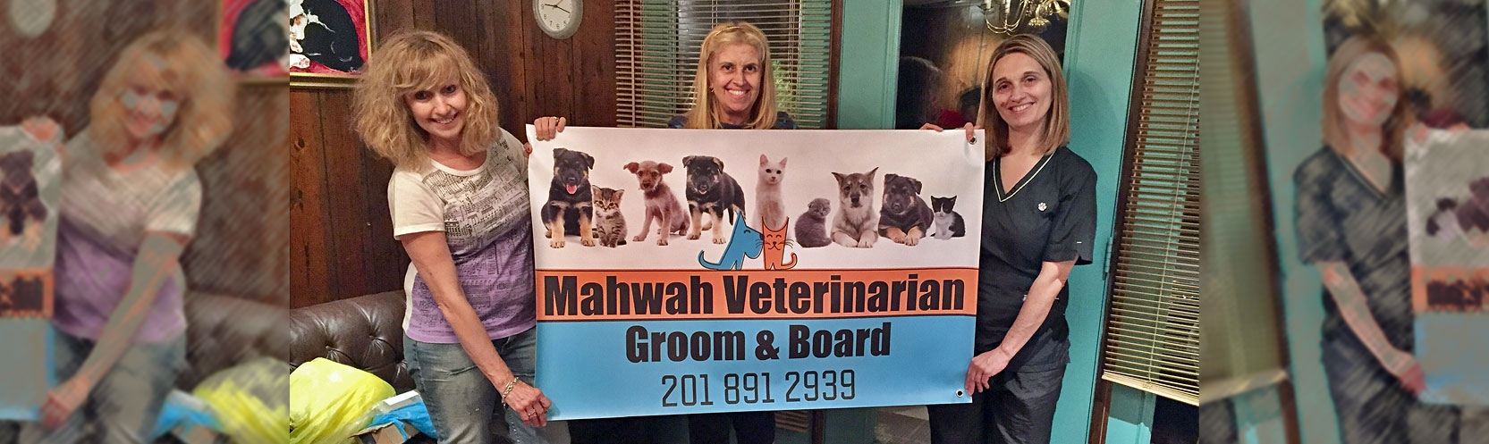 Boarding, Grooming & Daycare Under Veterinarian Supervision